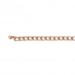 Foot Ring from Surgical Steel in Pink Gold AJ (APK0021RX)
