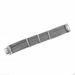 Bracelet for women from pure silver 925 BA0001A