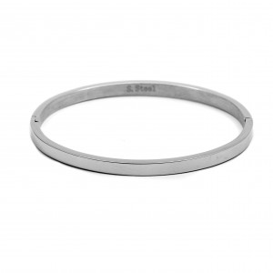 Women's Bracelet With Steel Option Silver  AJ (BK0083A)