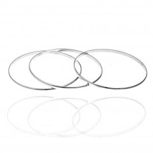 Steel Bars-Bracelets AJ (BK0110A)