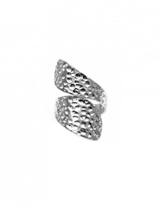 Women's Sterling Silver 925 Pendant Ring