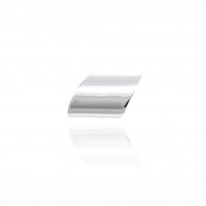 Sterling Silver 925 Ladies' Ring Ring in Silver Color AJ (DA0011A)