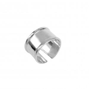 Silver 925 Sevalie Handmade Ring in silver AJ(DA0027A)