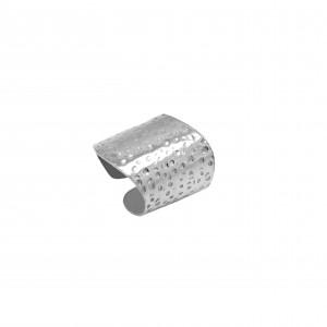 Silver 925 Women's Ring-Cavalier in Silver AJ (DA0081A)