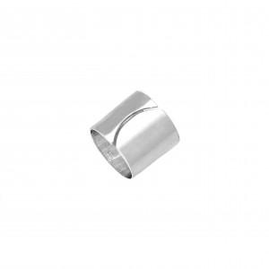 Silver 925 Ring-Sevalie Women's Silver AJ (DKS0091A)
