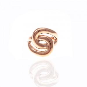 Ring-Ladies from Steel in Rose Gold AJ (DK0044RX)