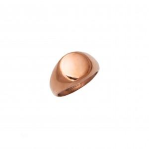 Women's Ring-Sevalie from Steel in Pink Gold AJ (DKS0012RX)