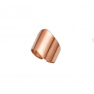 Sevalie Steel Ring in Pink Gold AJ (DKS0024RX)