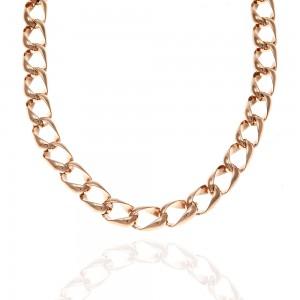 Women's Necklace in Steel in Rose Gold AJ (KK0297RX)
