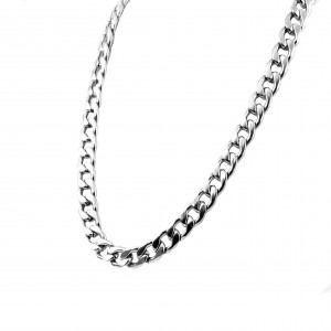 Stainless steel necklace AJ(KKA0029A)