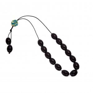 Onyx Black Stones Rosary AJ (KOM0006)